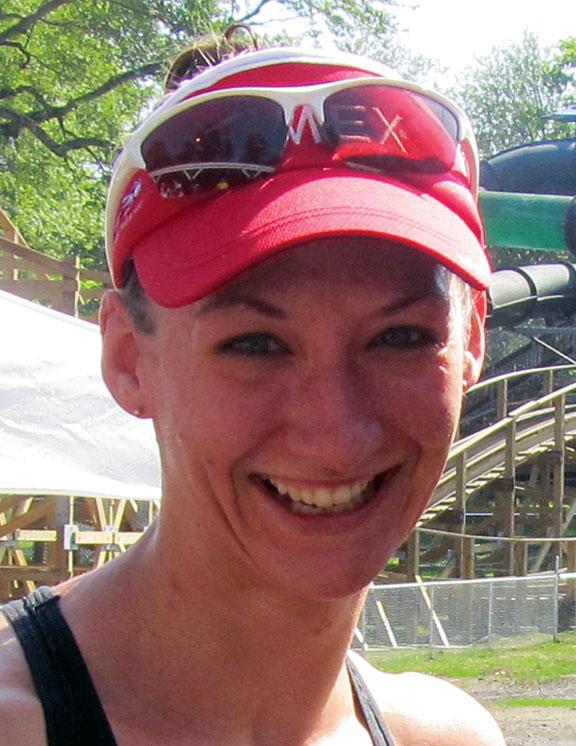 Maximenko qualifies for world triathlon championship